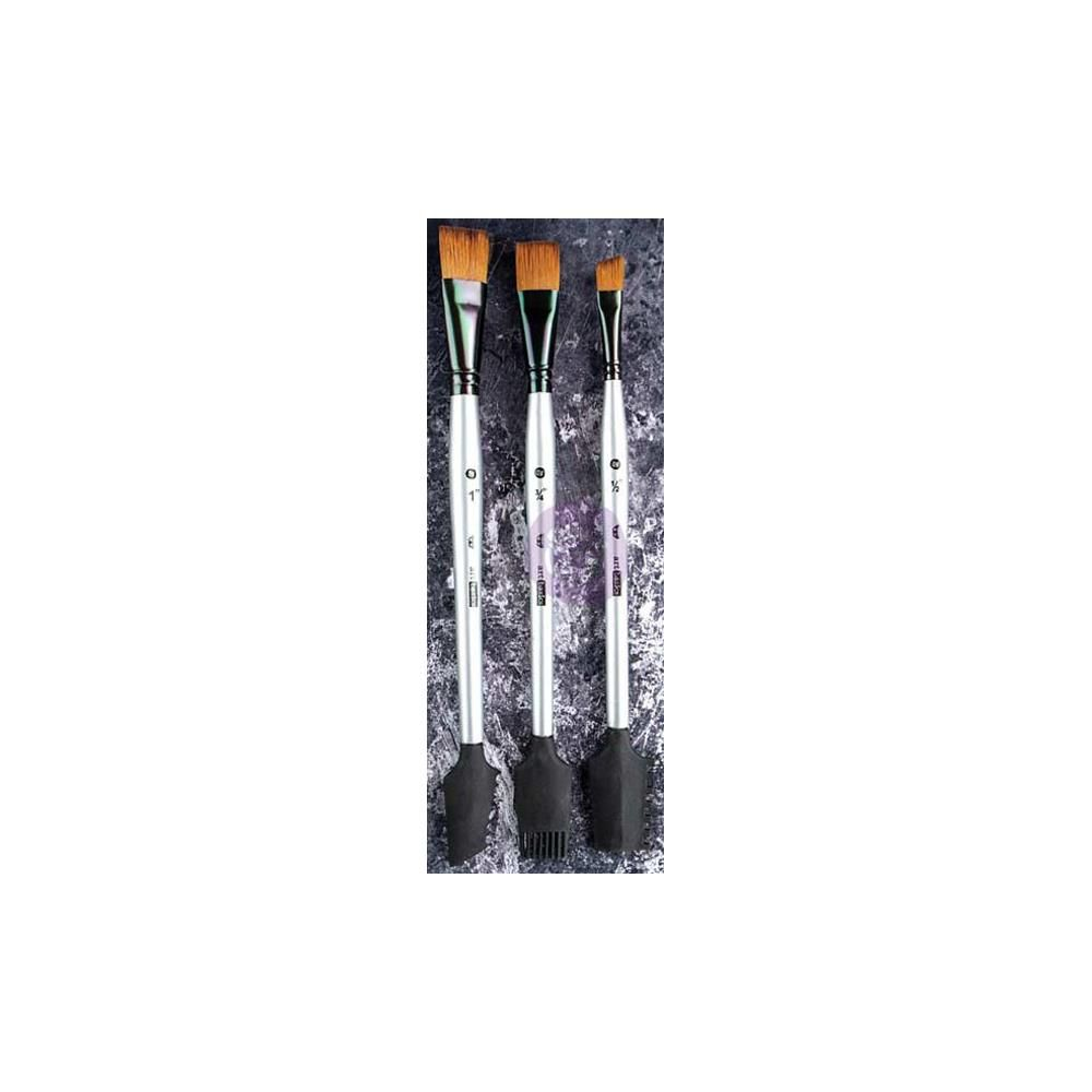 Double Ended Brushes For Crafting